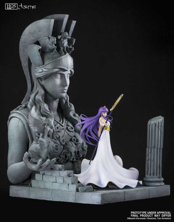Athena HQS+ by TSUME