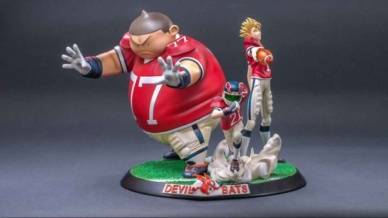 Eyeshield 21 Devil Bats