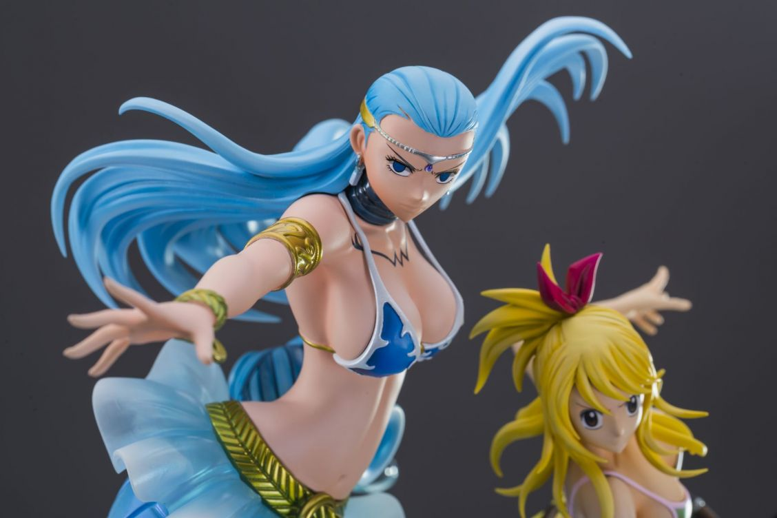 Lucy Heartfilia & Aquarius