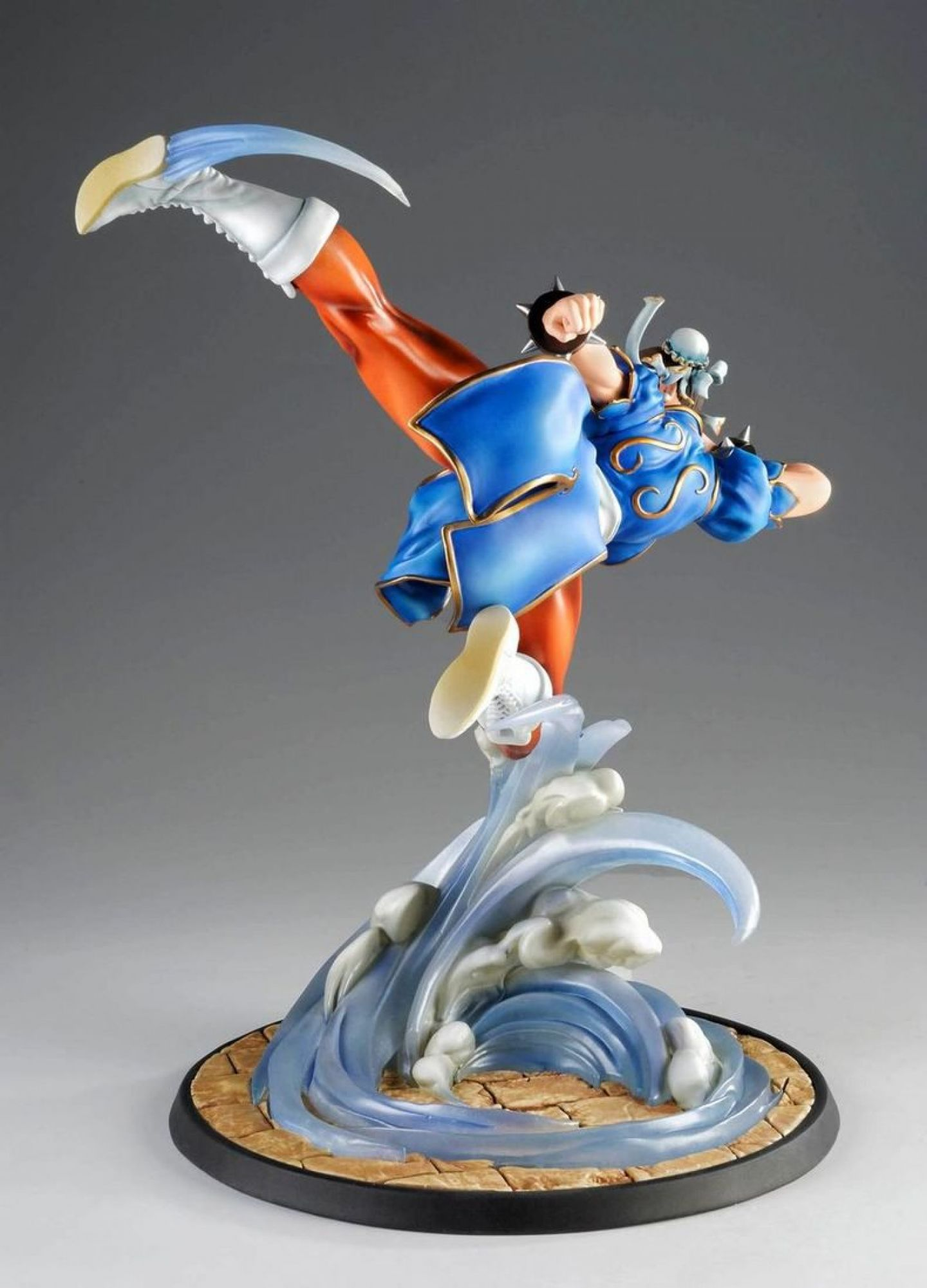 Chun Li Tsume Art Vos Statues De Collection