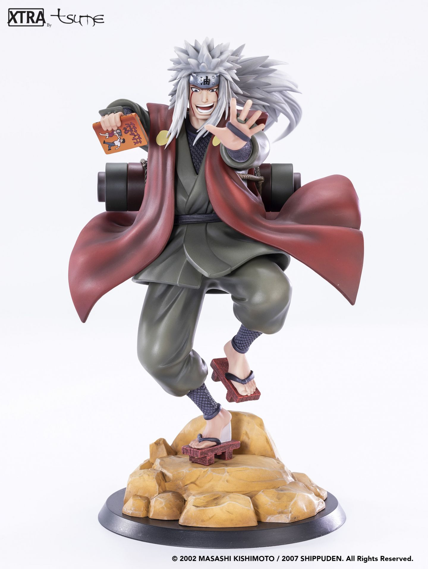 Jiraiya Xtra By Tsume Tsume Art Vos Statues De Collection