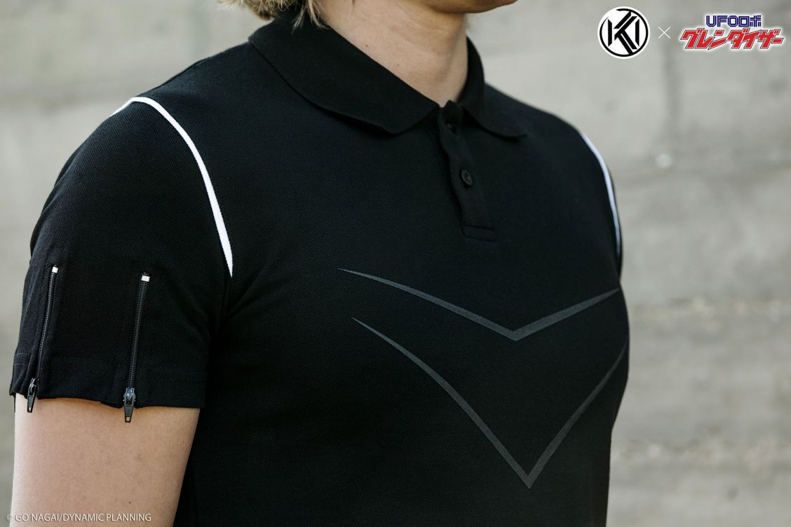 GRENDIZER POLO SHIRT