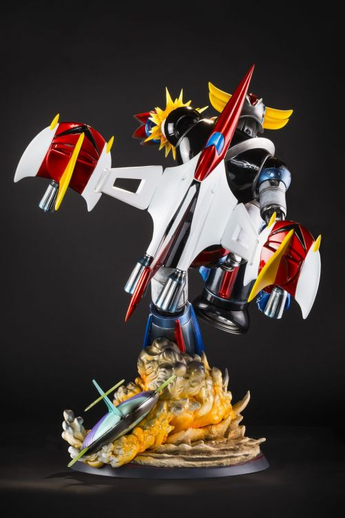 UFO Robot Grendizer - Ultra Collector Edition HQS+ by TSUME