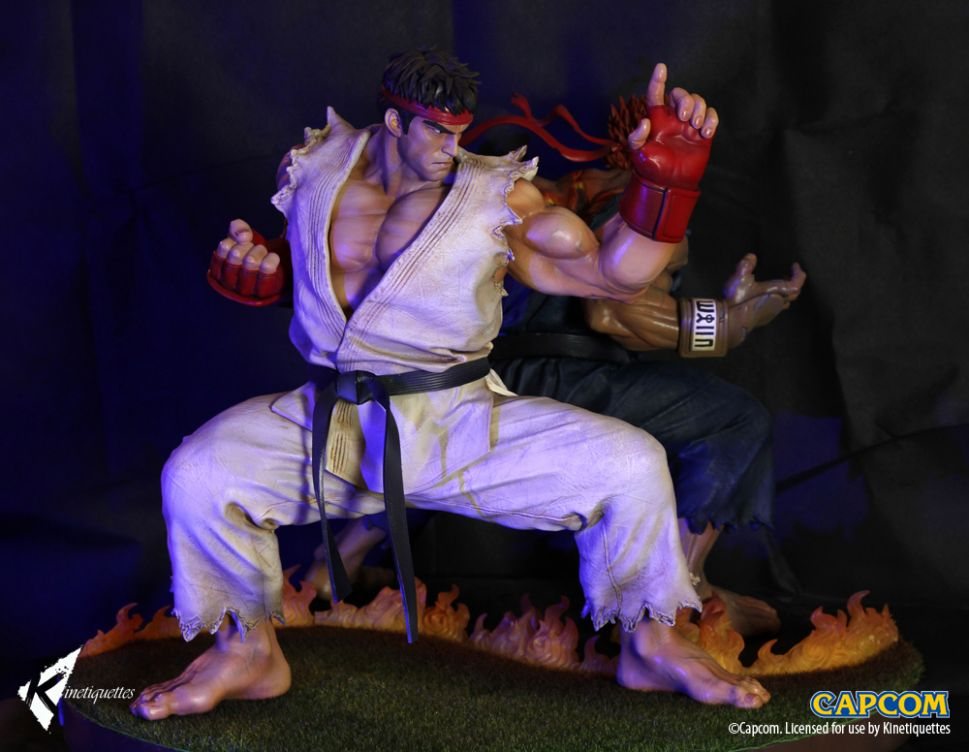 The Beast Unleashed - Evil Ryu