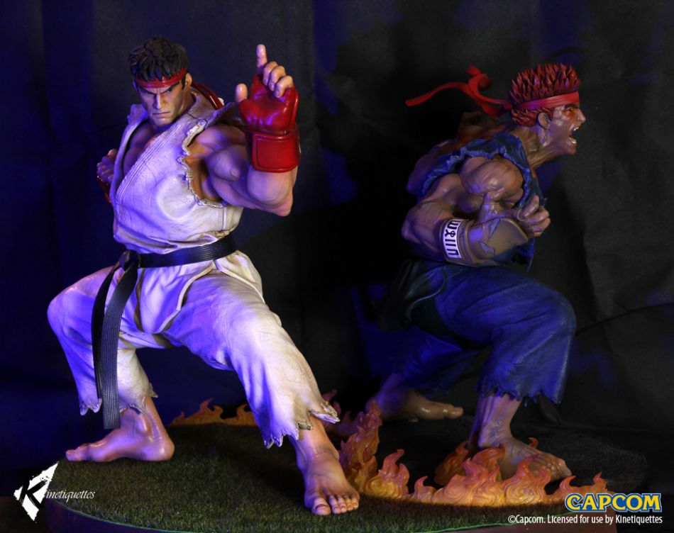 The Beast Unleashed - Ryu