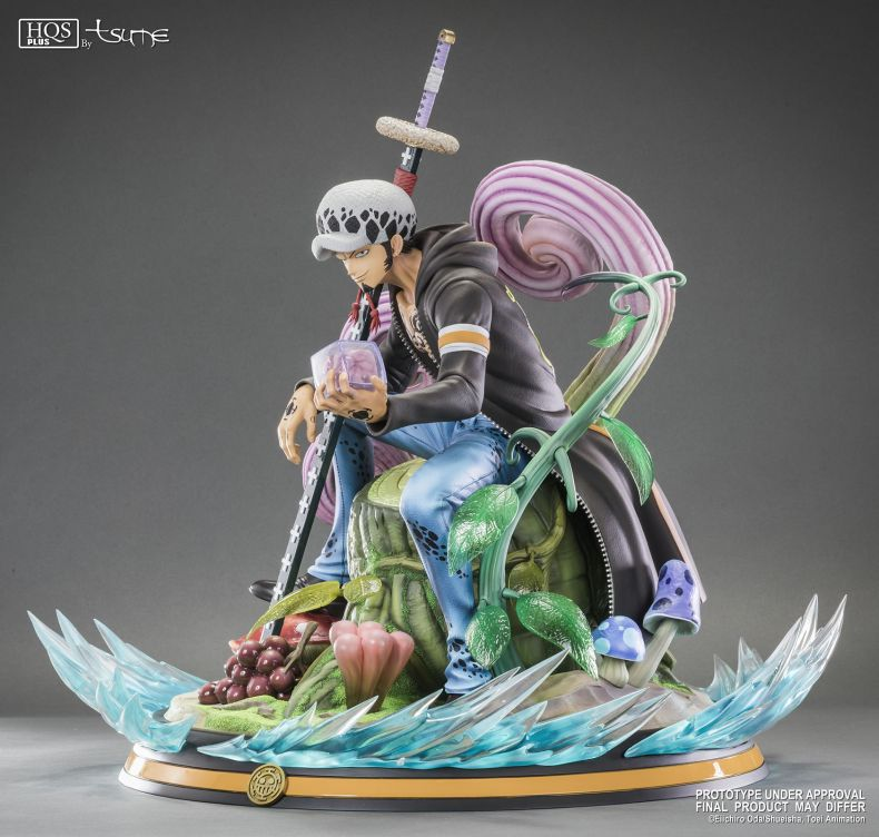 Trafalgar D. Water Law HQS+ by TSUME